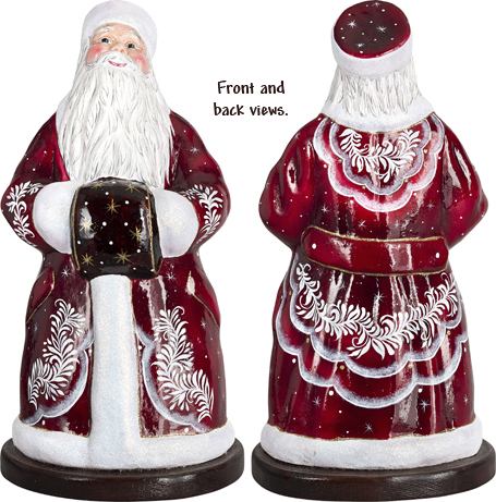 Kiev Santa- Traditional Russian Version